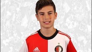 Shaqueel van Persie Feyenoord u12 Seizoen 2017-2018