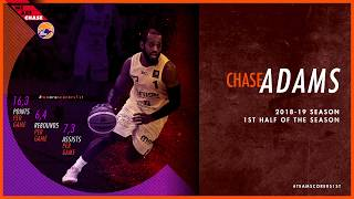 Chase Adams Highlights   2018/19 BBC Coburg