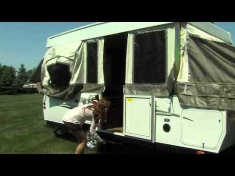 coachmen pop up camper manual