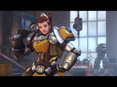 Overwatch: Introducing Brigitte Trailer