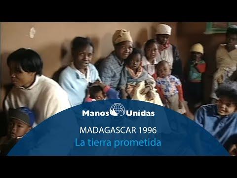 1996-Madagascar-La tierra prometida-Pueblo de Dios y Manos Unidas