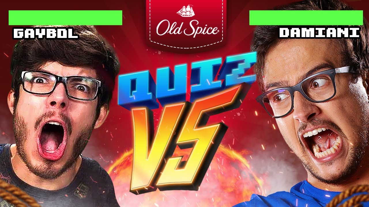 Download GAYBOL vs DAMIANI | SUPER QUIZ PIPOCANDO GAMES!🔥#01