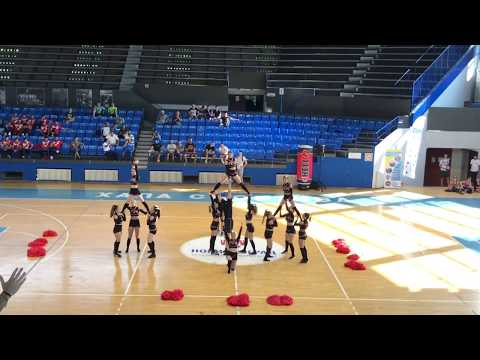 CheerleadingFON - Belgrade Sport Tournament 2018 - 1st place