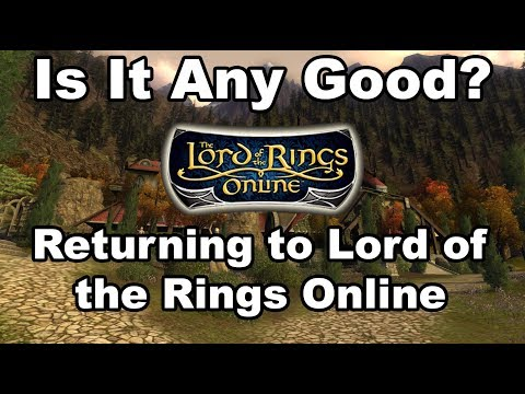 Is It Any Good? Returning to LOTRO