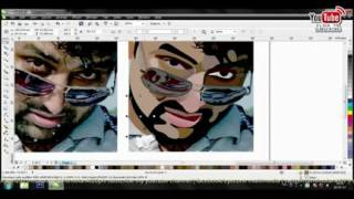 HOW TO DRAW VECTOR ART IN COREL DRAW COREL DRAW  DRAW SIMPLE VECTOR ART #GSFXMentor #gsfxmentor