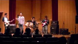 2010年2月27日のサークルの第一回ライブです。久しぶりのライブで緊張し...