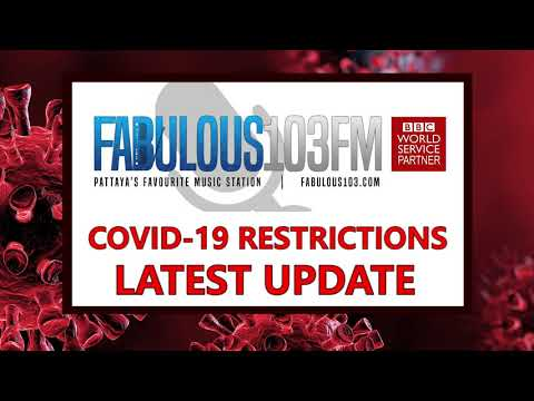 BREAKING NEWS - Update on Covid-19 restrictions & controls in Thailand (16 April 2021)