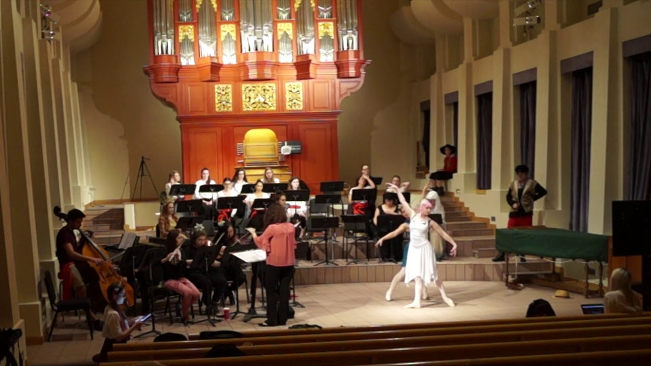 Dress Rehearsal Footage (US Premiere Reading of a Ukrainian Opera, The Heart of Oksana)