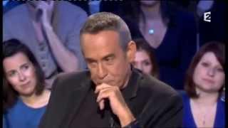 Thierry Ardisson - On n'est pas couché 19 janvier 2014 #ONPC
