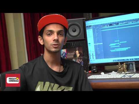 Music Director Anirudh Ravichander Part 1