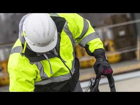 Hi-Vis Safety Jackets Ideal for Winter Work
