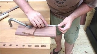 Shaker Wall Clock Part 1   Episode #22 Billy's Little Bench