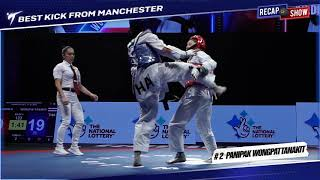 #TBT Kicks of the Week 1: Manchester 2019 World Taekwondo Championships