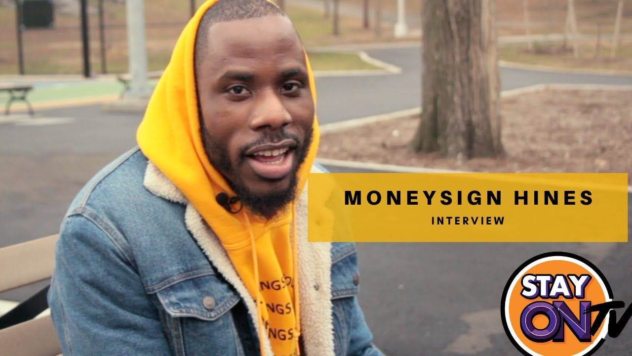 MoneySign Hines Interview Recorded at EsQuire Recording Studios