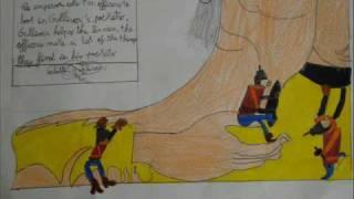 Gulliver in Lilliput (3A) Montesion School (Mallorca)