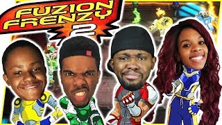 BACK WITH FUZION FRENZY! THE MAV3RIQ WAY!! - Fuzion Frenzy 2 Gameplay