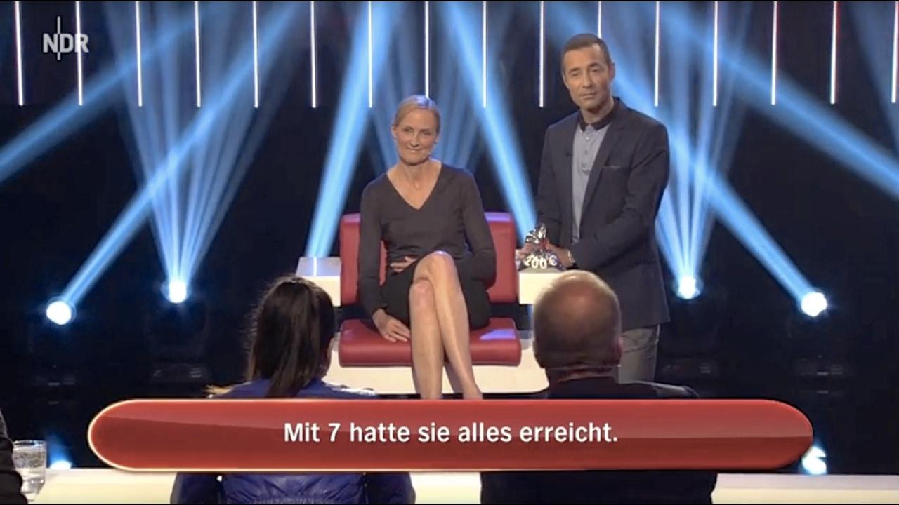 Helga Hengge Zu Gast In Der Sendung Kaum Zu Glauben Ndr Youtube