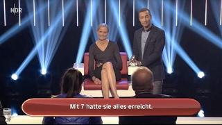 Helga Hengge zu Gast in der Sendung: Kaum zu Glauben! NDR