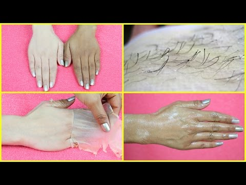 Milky Hair Removal Wax-Remove Facial Hair & Unwanted Hair Permanently | PrettyPriyaTV