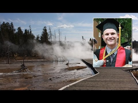 Man Who Died In Yellowstone Geyser Was Trying To Soak In Hot Spring