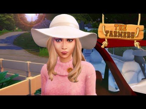 SÉRIE : THE FARMERS 1.01 │EU ODEIO MUDANÇA │The Sims 4 (Machinima)