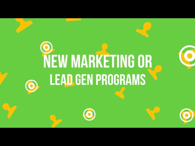 Insurance Agency Marketing & Lead Gen Video