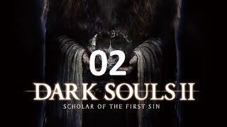 Dark Souls II: Scholar of the First Sin (PC) PL Gameplay 02 - Wracamy do Drangleic!