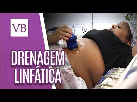 VB Transformando Vidas | Semana 4: Drenagem Linfática com Vanessa Jackson - Você Bonita (21/06/18)