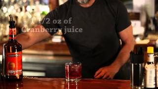 How To Make A Woo Woo - Cocktail Recipe
