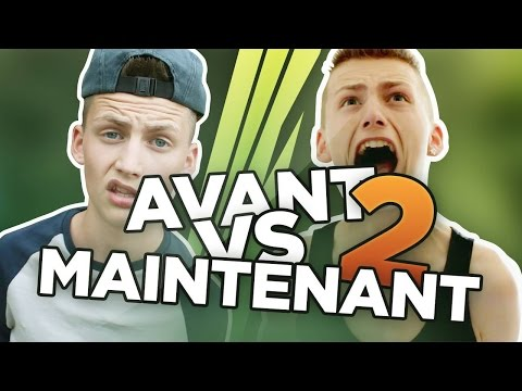 Thumbnail: AVANT VS MAINTENANT 2 ! - TIM