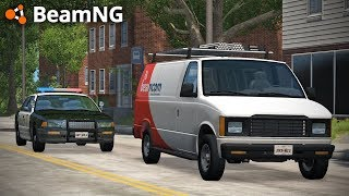 BeamNG - Episode 1 - Police Pursuits