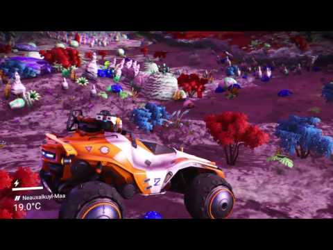 No Man's Sky #13 - Storage container and station trading to