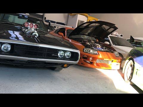 Making of Fast&Furious Akram et bricolage Supra