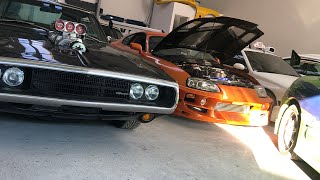Making of Fast&Furious Akram et bricolage Supra