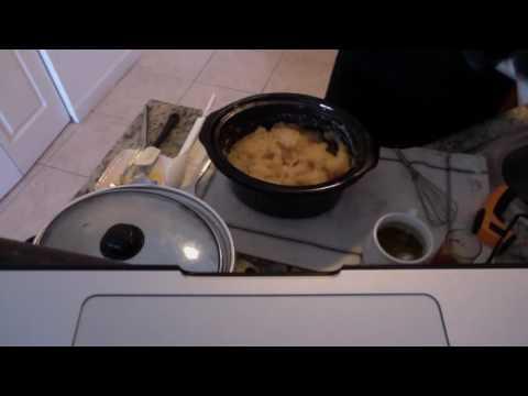 Fast High Temperature Hot Process Soap (quick method) Rose Mint