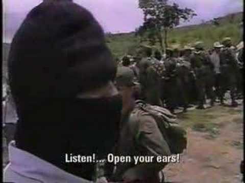 Zapatista! Trailer