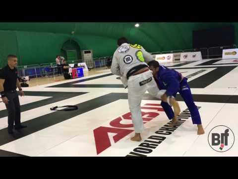 Otavio Souza vs  Helton Jose ACB JJ WORLD championship 2017