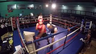 Ultra White Collar Boxing | Croydon Ring 2 | Kingsley Hunt VS Nick Walsh
