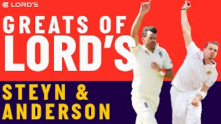 Dale Steyn vs James Anderson | Who's The Greatest?