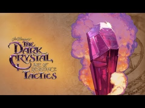 Анонсовый трейлер игры The Dark Crystal: Age Of Resistance Tactics на E3 2019!
