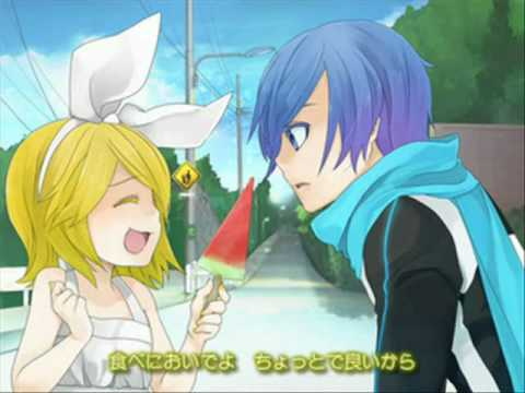 【Miku Hatsune Rin Luka KAITO】Kidnapping Elder Brother【VOCALOIDPV】