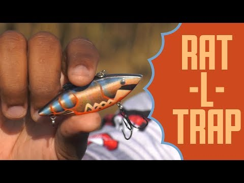 How To REALLY Fish Rat-L-Traps For Bass