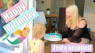 Meerjungfrau Torte 🎂 | Paulines 2. Geburtstag | Frida robbt | Fashion Haul | Isabeau