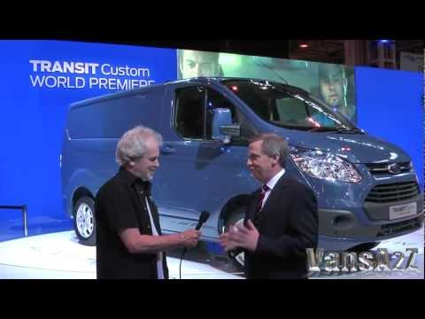 Ford Interview - Barry Gale, Chief Engineer CVs