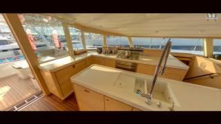 Ocean Explorer luxury performance catamaran