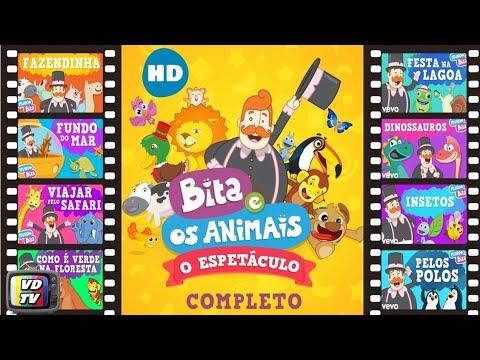 Mundo Bita e os Animais DVD Completo