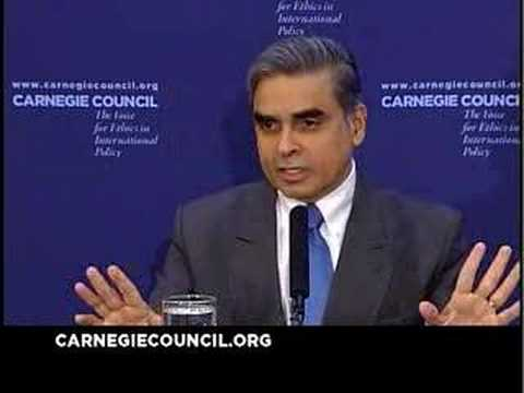 Kishore Mahbubani, the New Asian Hemisphere: The Bad News