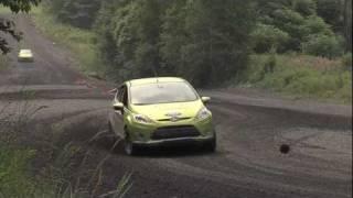 Ford Fiesta Rally Experience (Team O'Neil Rally School)