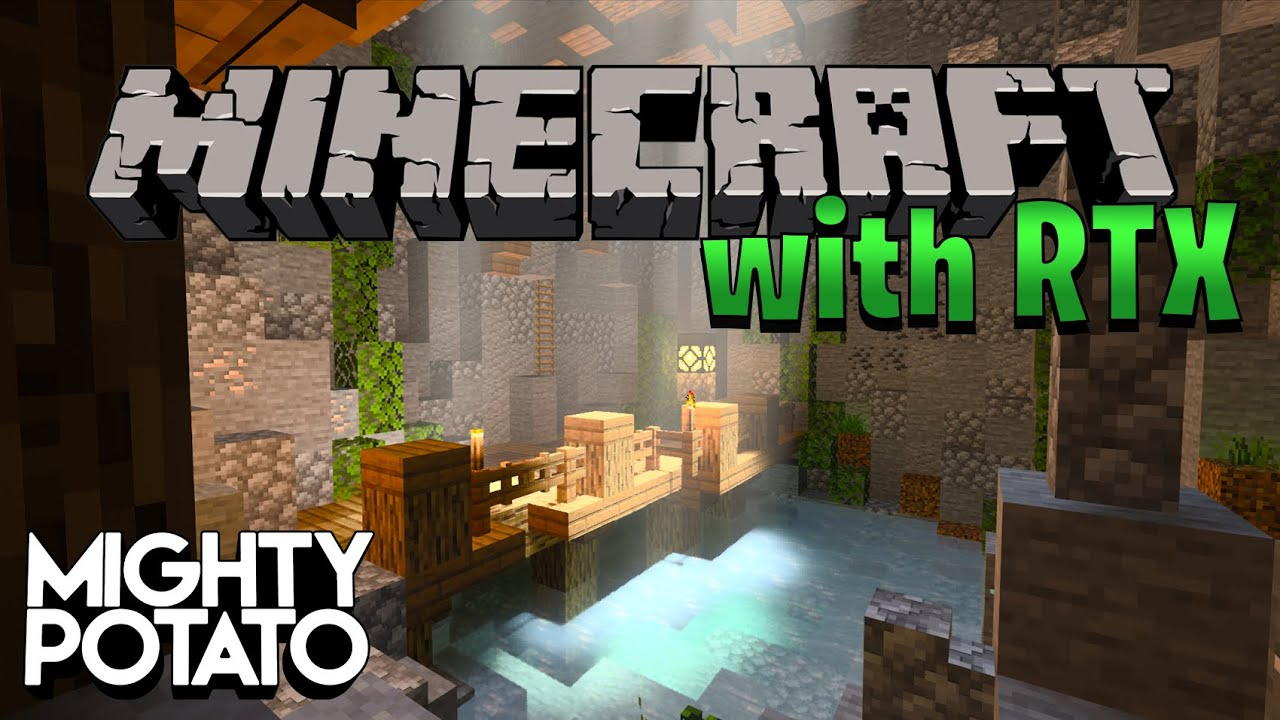 [Archive] Minecraft with RTX Survival Gameplay!