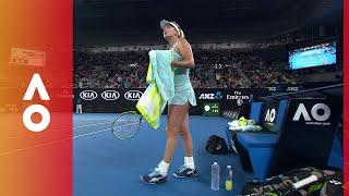 Where are my bananas?! | Australian Open 2018